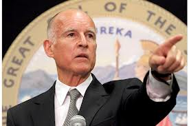Jerry Brown Downplays Cal Fire Reports, Dubs It 'Boring Story'