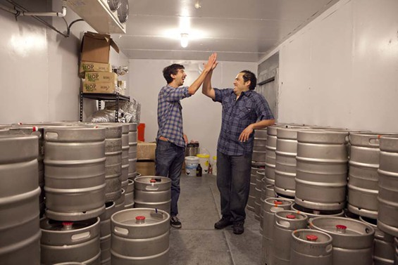 Latinos Driving L.A.'s Craft Beer Revolution