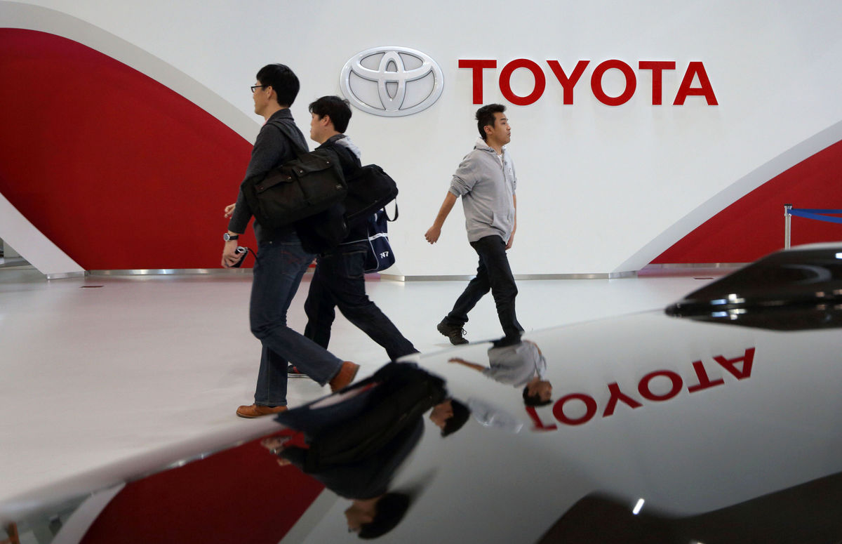Toyota Leaving California and Taking 5000 Jobs With It