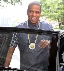 "Jay-Z Wears Medallion From ""Whites Are Devils"" Group"