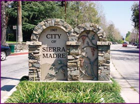 Sierra Madre puts a stop to development amid fear of running out of water