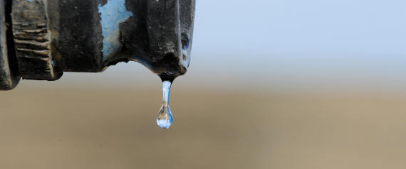 California Drought Leaves Homes Without Water