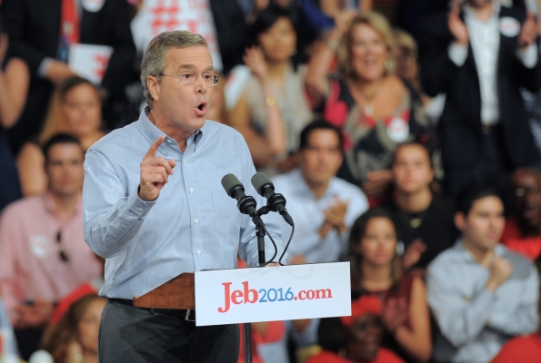 "Jeb Bush Makes It Official – ""I will run to win"""