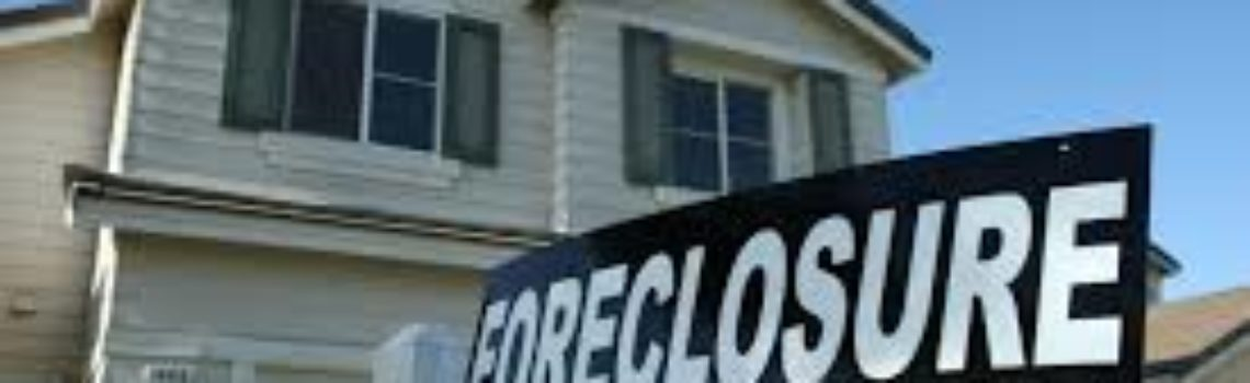 Turning Around California's Foreclosure Market Requires An Investment