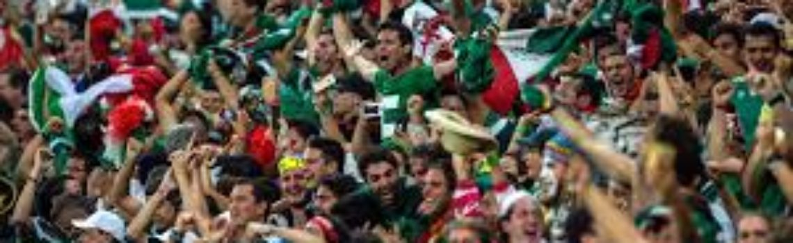 Mexican Soccer Fans Told To Stop Homophobic Chants