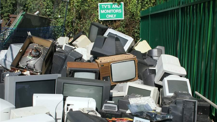 recycle monitors