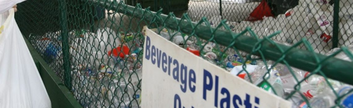 Recycling may be in Trouble