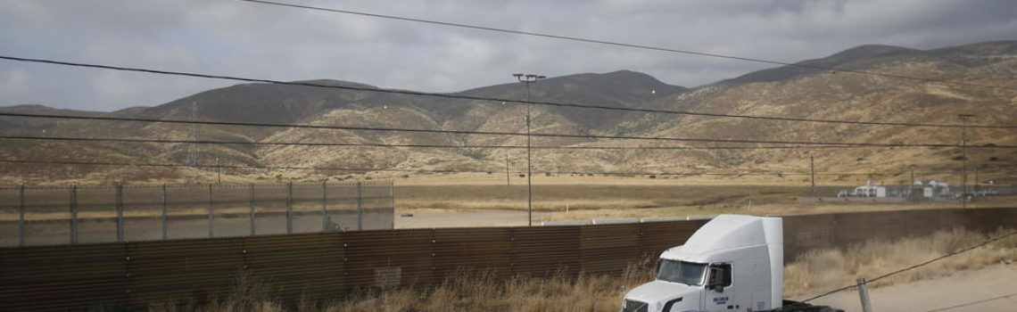 San Diego a Top Priority Area for Border Wall