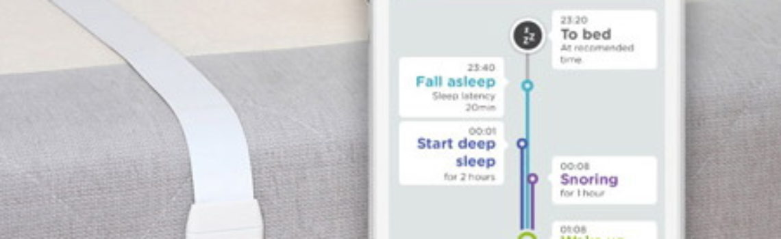 Apple Bought the 'Fitbit' of Sleep to Track Night Time Sleeping