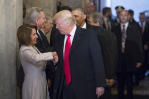 Pelosi has Faith that Trump would sign bill to Protect Immigrants