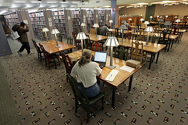 los angeles county library system s growing financial