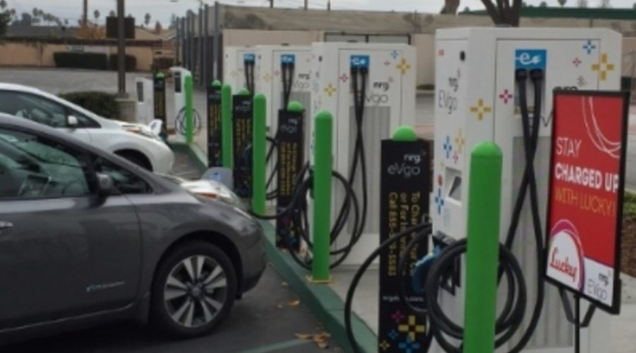 California lagging behind with charging stations as it continues on pace with electric vehicle goal