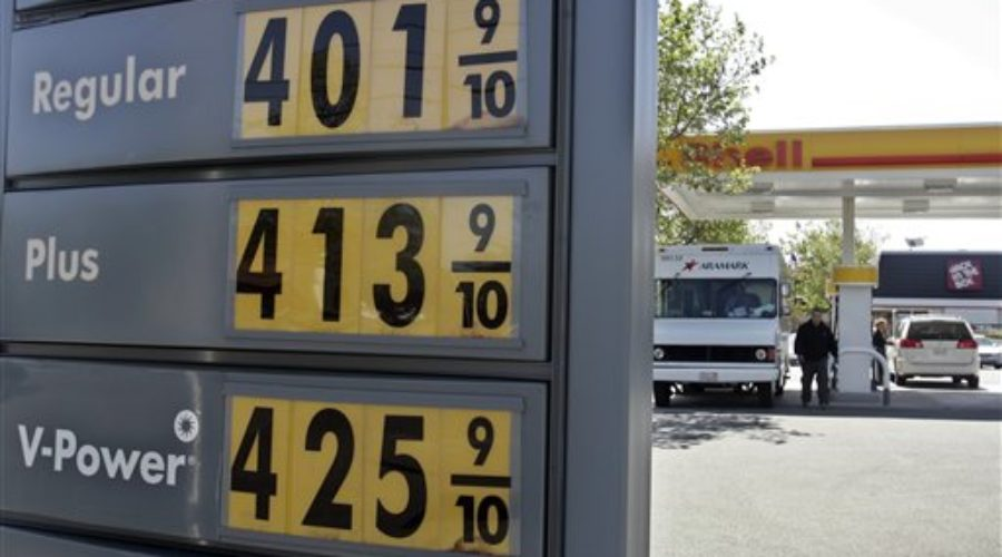 Californians may soon be paying for $4 a gallon for gas