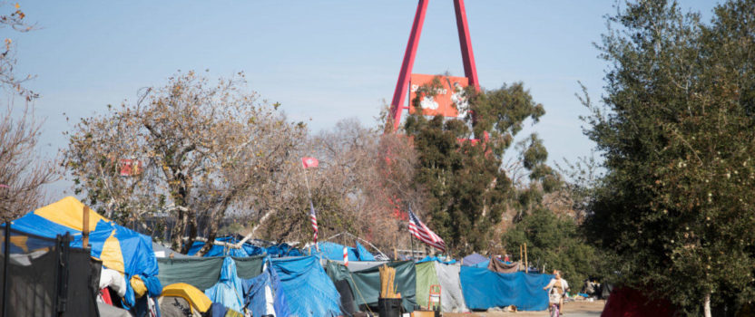 Survey Claims that Orange County's Homeless Population Increased to Nearly 7,000
