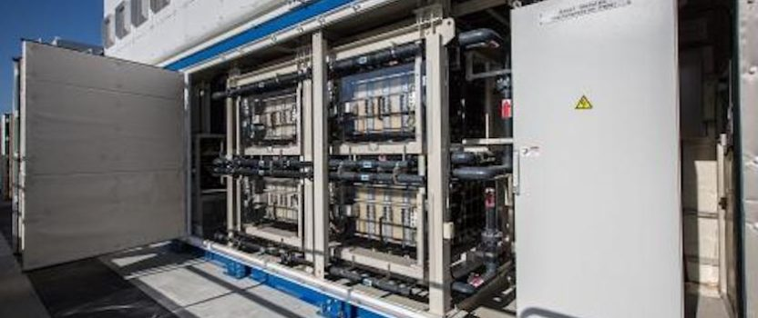 Pilot Project Connects new Battery Storage Technology to California's Power Grid