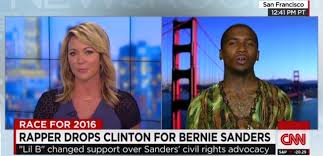 Lil B Drops Clinton for Bernie