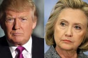 2 Points Separate Clinton and Trump