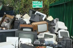 CalRecycle's Failure to Pay e-Waste Recyclers is Killing Green Jobs and Threatening Environment