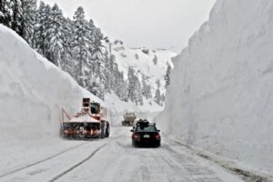 So Much Snow in California, Scientists Don't Have Tools to Measure It