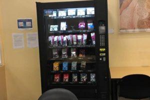 UC Davis Vending Machine Dispenses Morning-After Pill