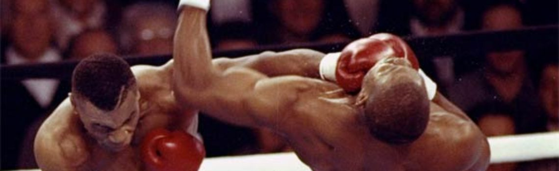 The Heavyweight Punch is one of the most Vicious Weapons in Sports