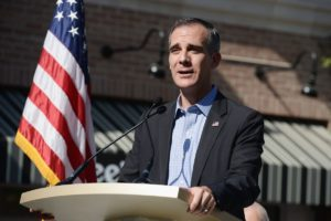 City of Los Angeles Releases Security Costs for Mayor Garcetti's out of State Travel