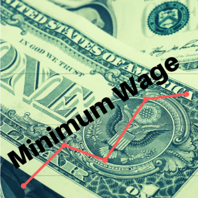 California's Minimum Wage Increased in 2019