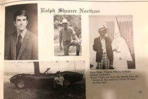 Virginia Governor has a Strange way of Celebrating Black History Month.